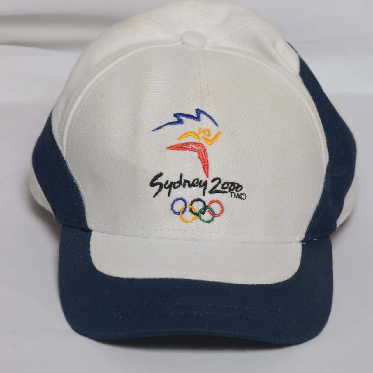 Sydney 2000 Olympic Millennial Collection CAP