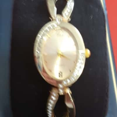Quartz Gold Ladies Watch