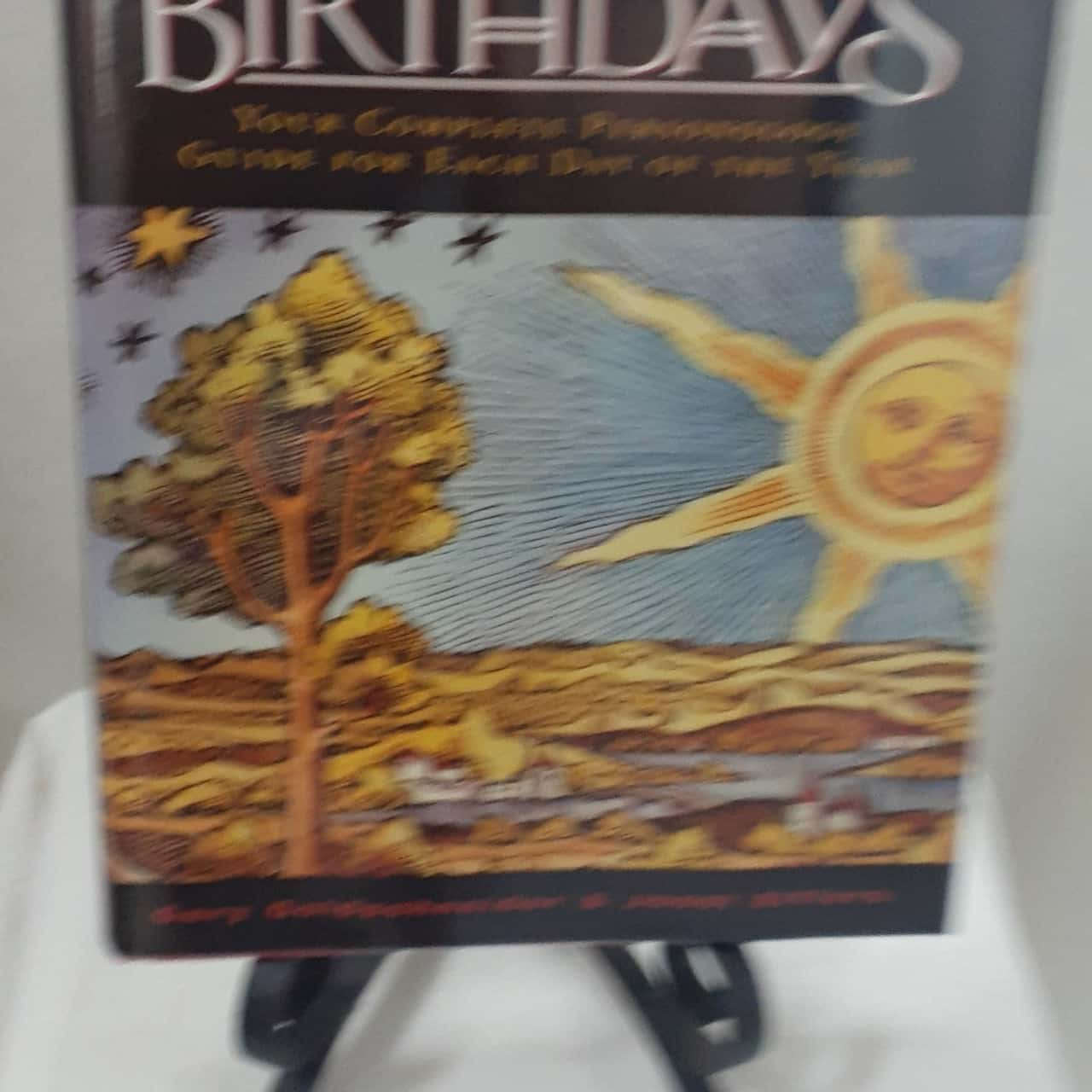 *REDUCED* Secret Language of Birthdays by Gary Goldschneider & Elfers Goldschneider
