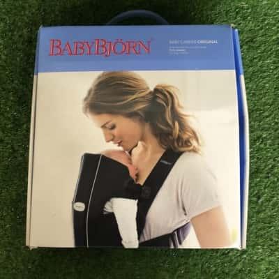 Baby Bjorn Baby Carrier Original Black