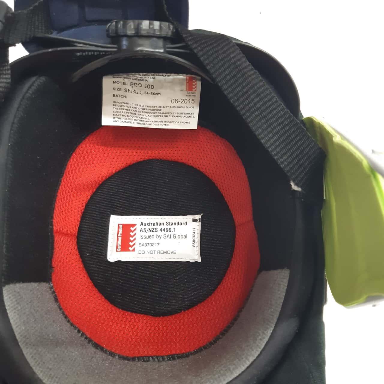 *REDUCED*- Kookaburra Cricket Helmet