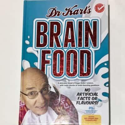 Dr Karl Kruszelnicki's Brain Food