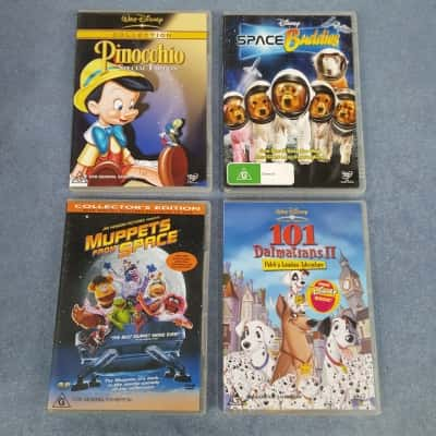 Kids - 4 DVD's