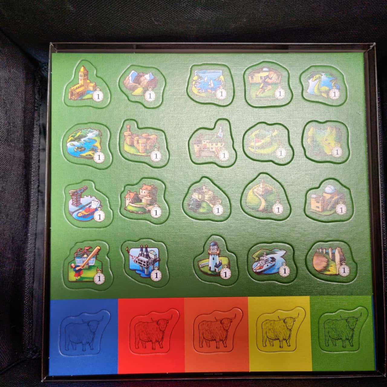 Scotland The Board Game