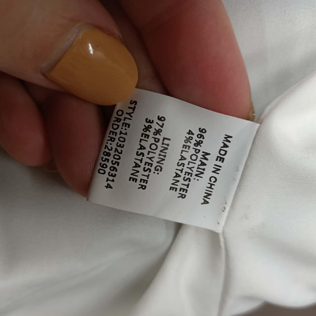 Liz Jordan Womens  Size 18 Blazers Black /Blue/Cream