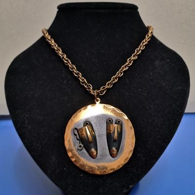 Vintage Rebaje Womens Copper Necklaces - Retail Price $100