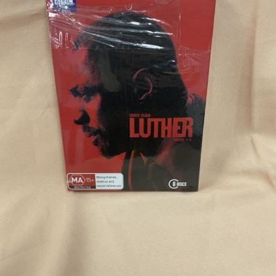 Luther Season 1-3 Boxset