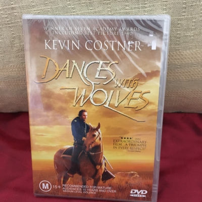 Dances With Wolves - Brand New DVD