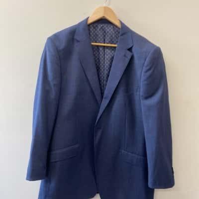 Oxford Mens Size 116 R/98 R Navy Blue