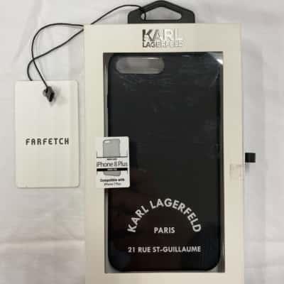 Karl Lagerfeld iPhone 8 Plus/iPhone 7 Plus Hard Case