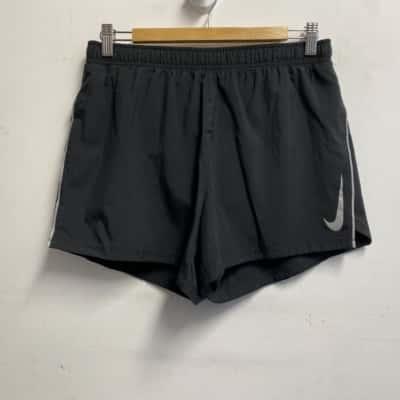 Nike Mens Size M Shorts Black