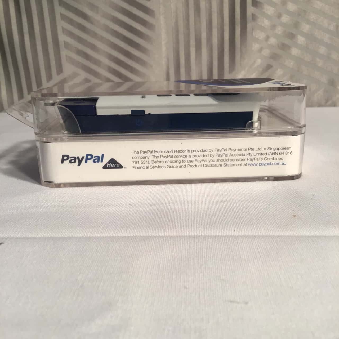 PayPal Mobile Device Card Reader