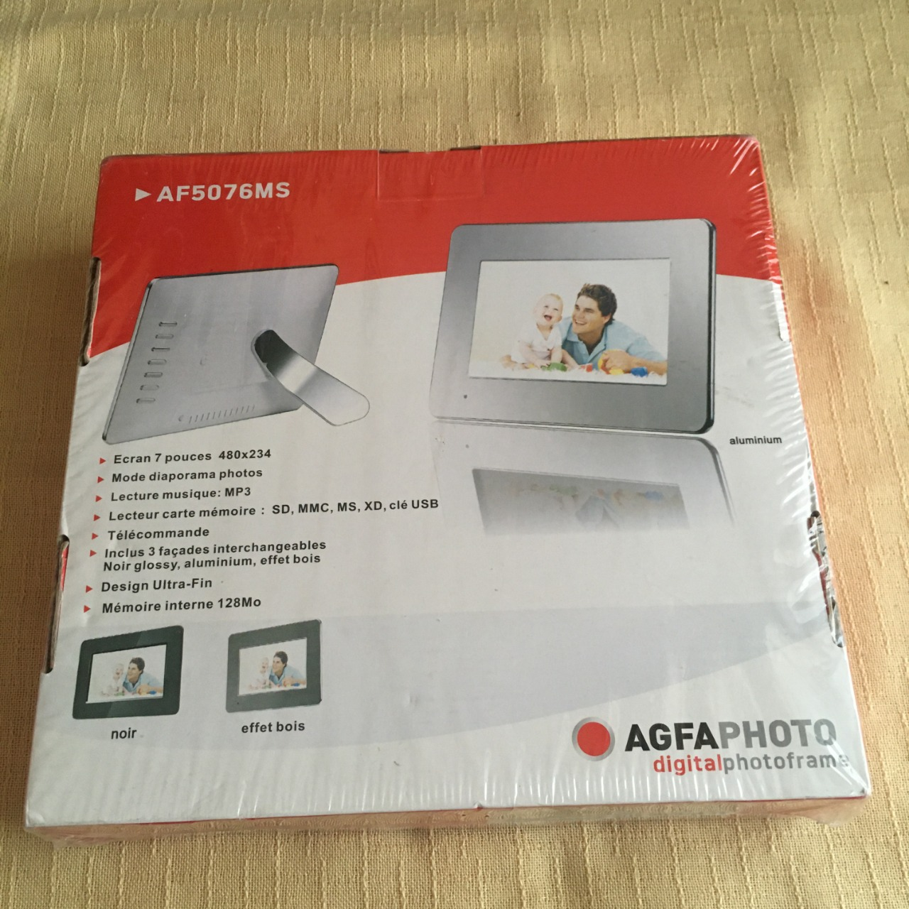 AGFA Photo Digital Photoframe - Brand New
