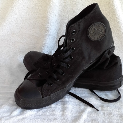 CONVERSE  ALL STAR Mens  Size 11 Black  Lace up