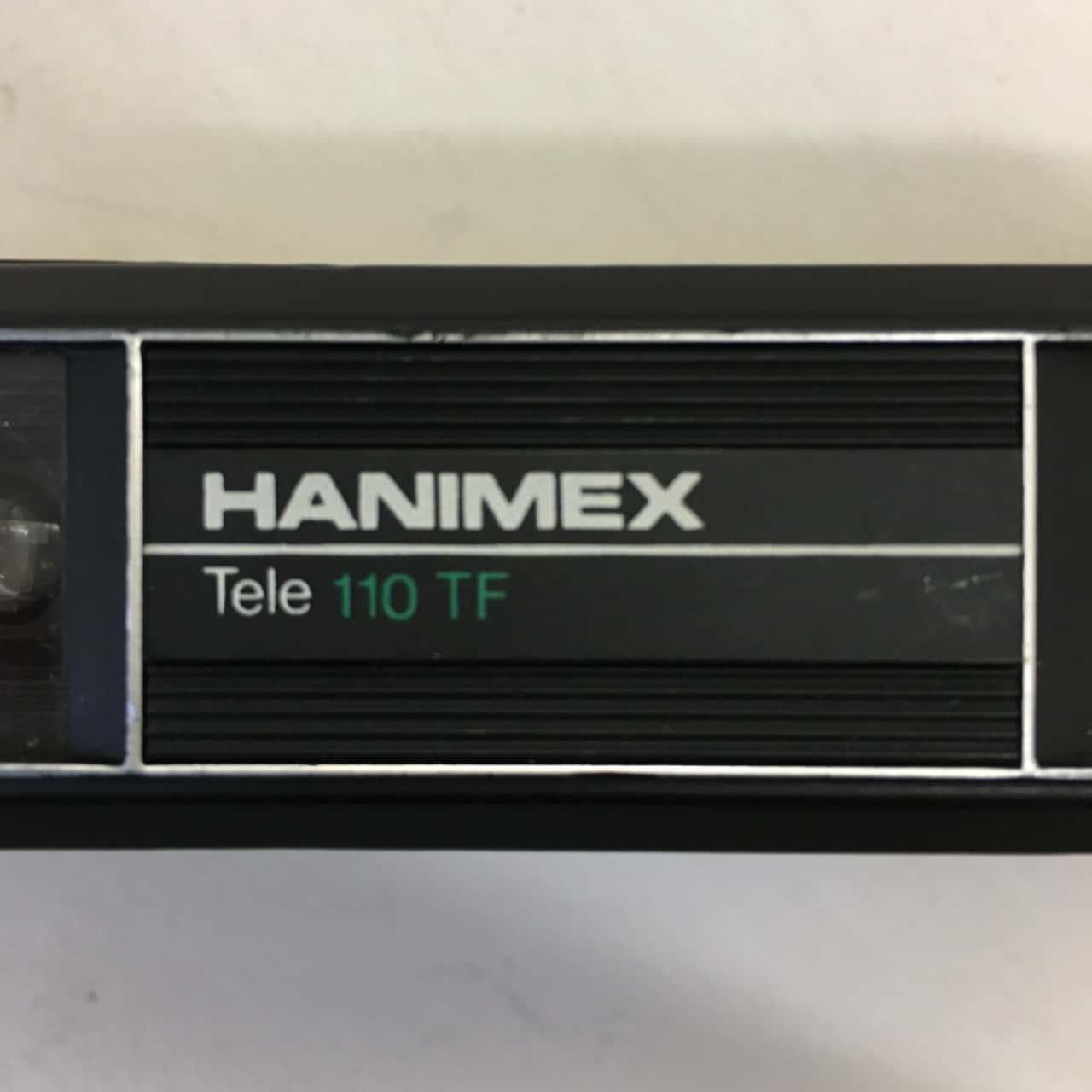 Hanimex Tele 110 TF Camera (Untested)