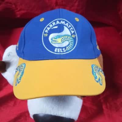 Parramatta NRL Cap 4