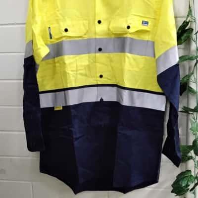 Mens  Size 36/37  Worksense Shirt