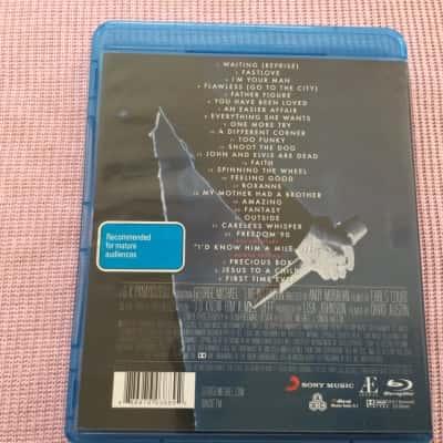 GEORGE MICHAEL LIVE IN LONDON Blu-ray