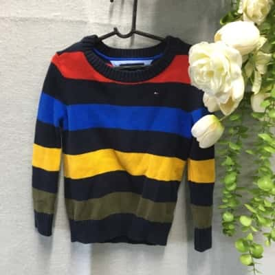 Tommy Hilfiger Kids Size XS Jumpers Multicoloured