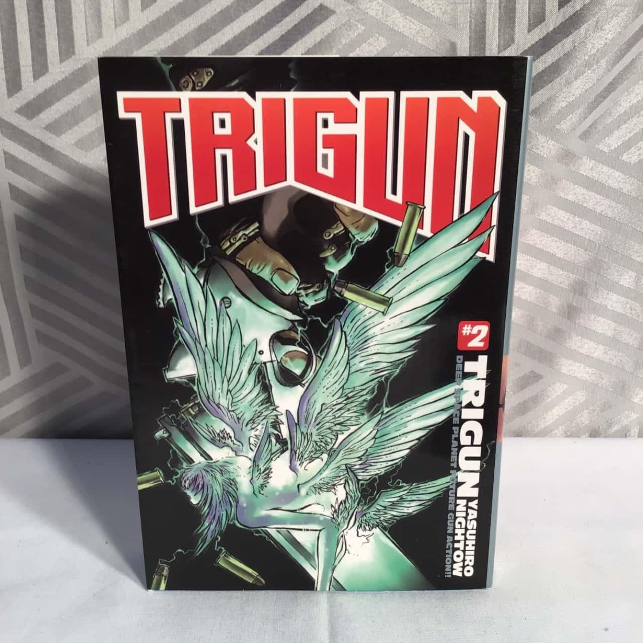 Trigun #2 Deep Space Planet Future Gun Action!!
