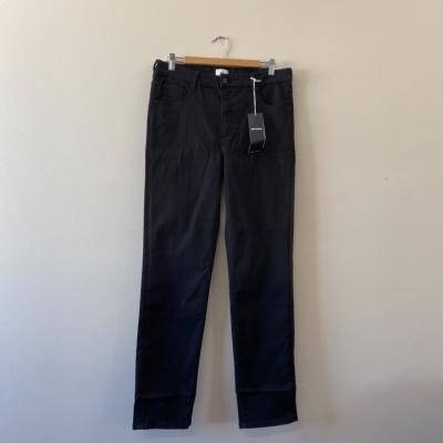 Just Jeans Women's straight Leg Jeans Size 14 Black