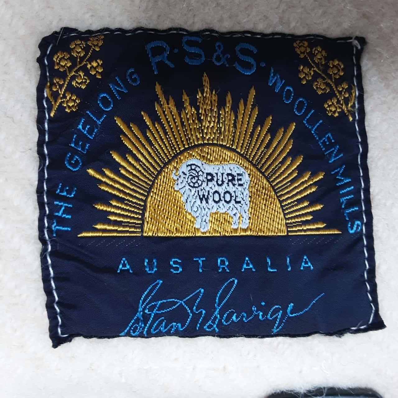 The Geelong R.S & S Woollen Mills Australia