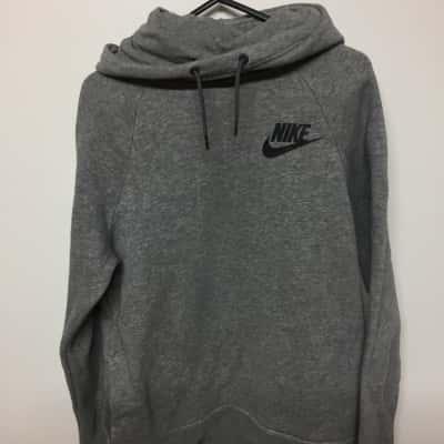 Nike Mens Jumper Size S Grey
