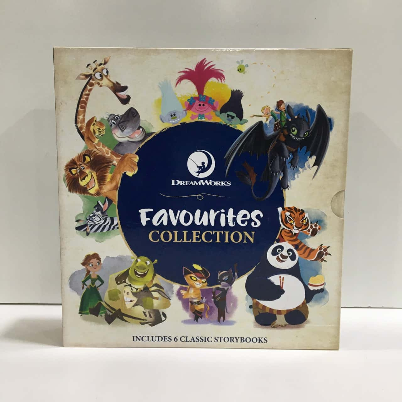 50% Off - Dreamworks Favourites Collection