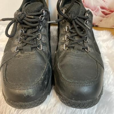 Mens  Size 9 Black Dr Martens Lace-ups