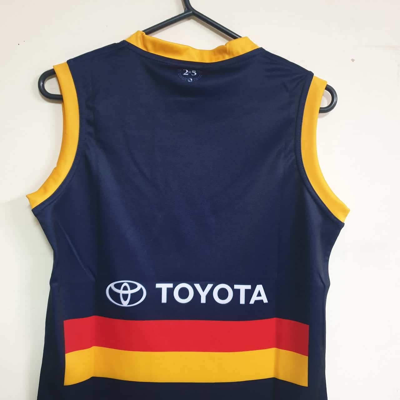 Adelaide Crows Home Guernsey Size 12