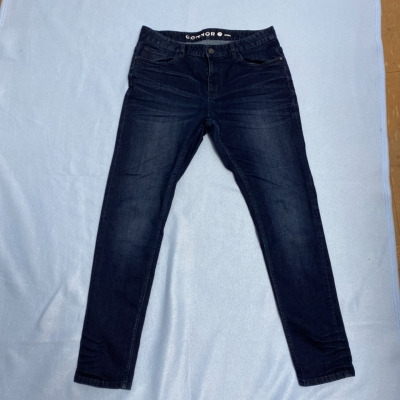 Connor Men's Skinny Jeans Size 34 Blue