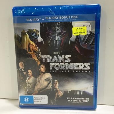 Transformers, The Last Knight