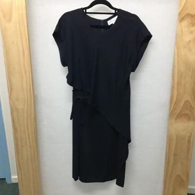 Veronika Maine, Navy dress, Size 10