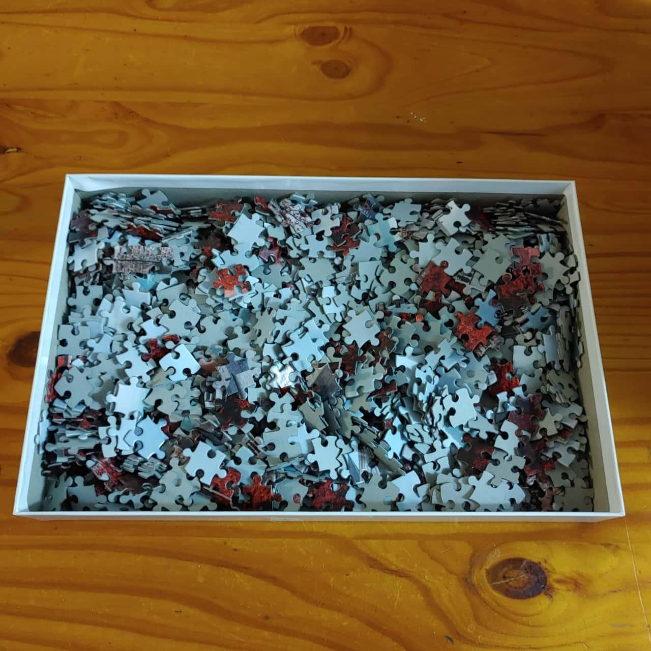 Hinkler Neuschwanstein Castle Germany 1000 Piece Jigsaw Puzzle
