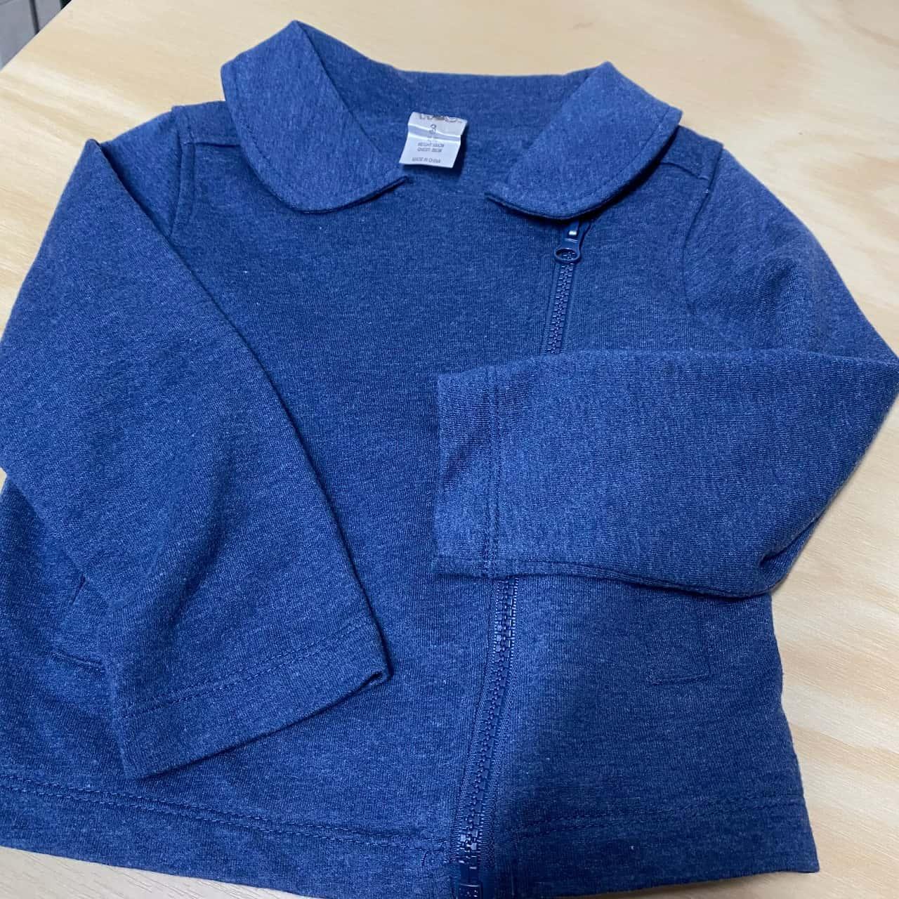 Boys Size 3/4 Bundle (6) Tops & Jacket