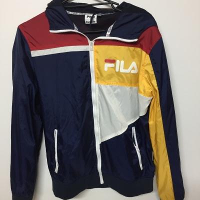 Fila Mens Jacket Size M - Multicoloured