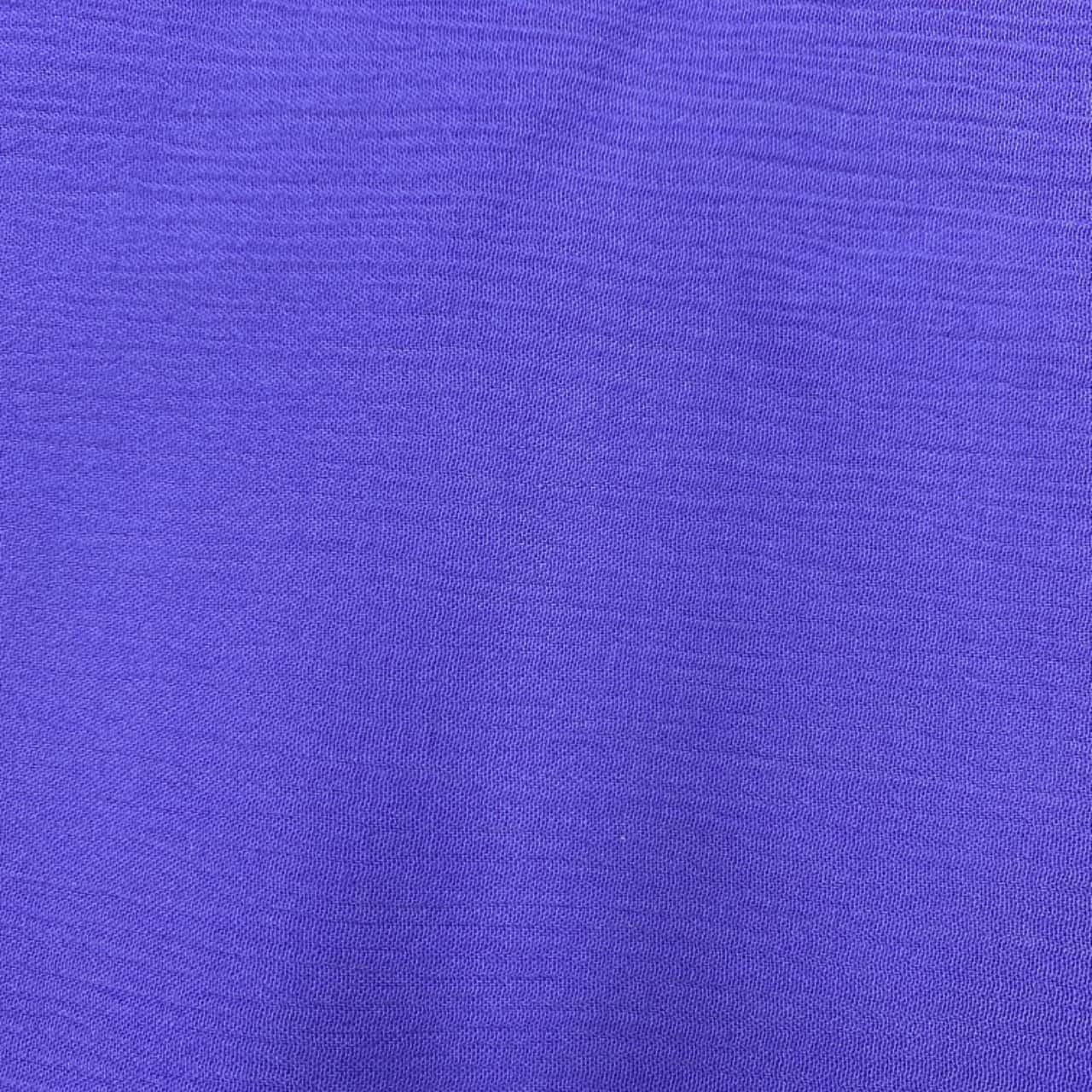 BNWT Plain Purple Fabric 160x140cm