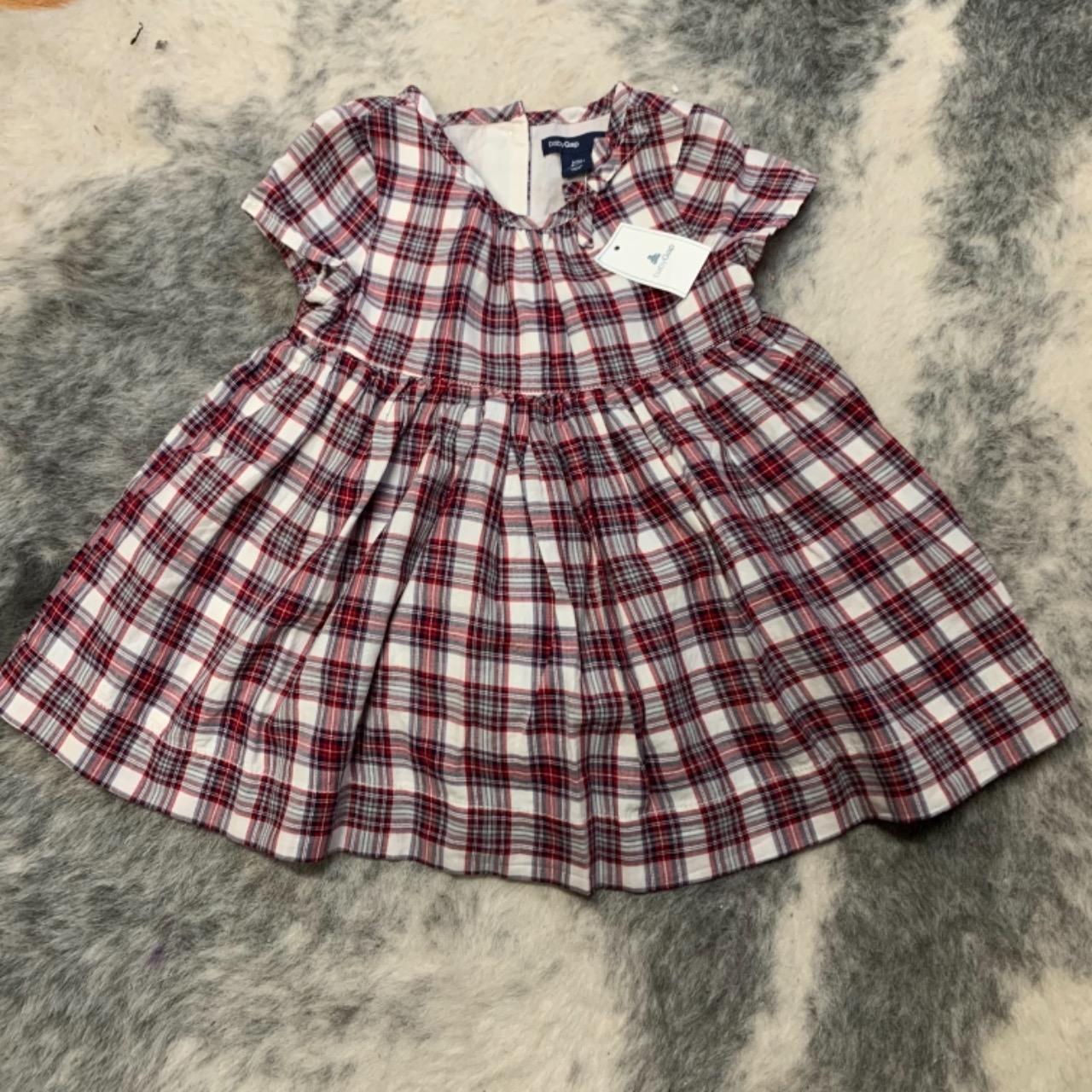 babyGap Kids  Size 1 Dress Red