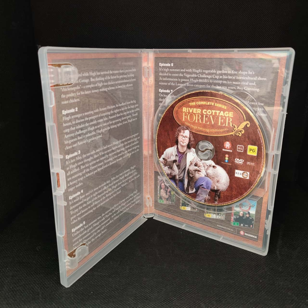 River Cottage DVD Selection of 7 Titles