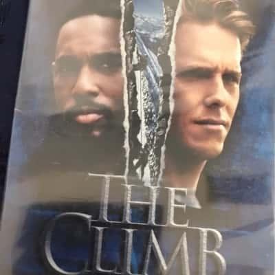 BNWT The Climb Dvd