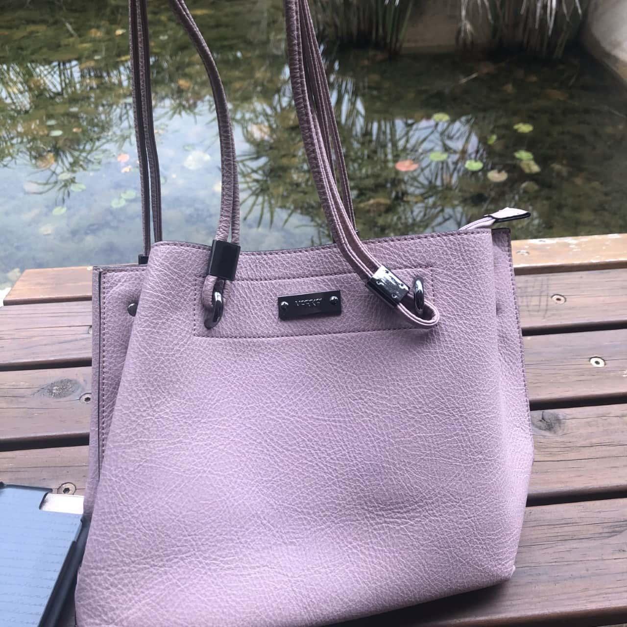 Womens Marikai Purple Bag