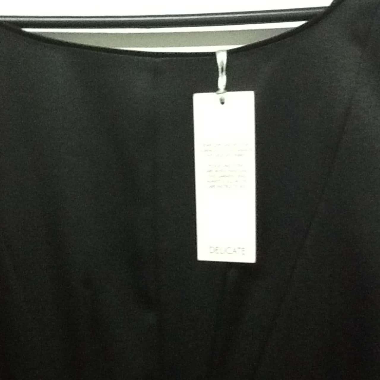 Katies Womens  Size 18 Midi Dress Black