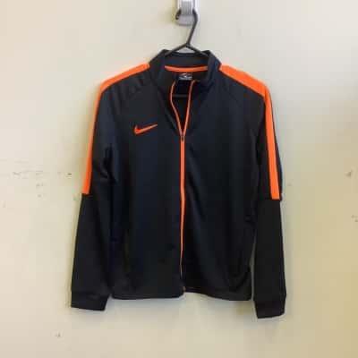 Nike Kids  Size XL Jackets Black /Orange