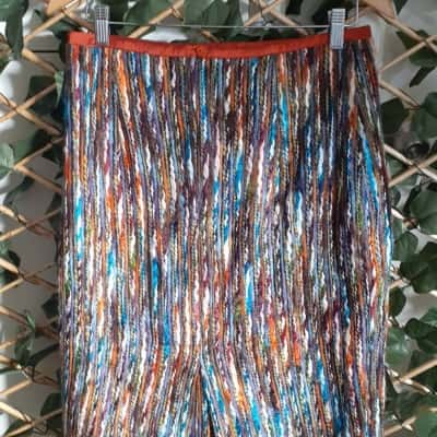REDUCED Hand made Vintage Skirt Size 10