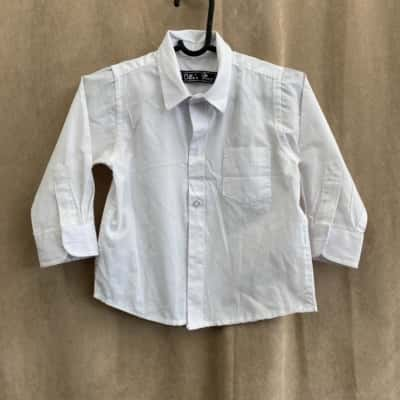 Ollies Place Kids  Size 12months Shirt White