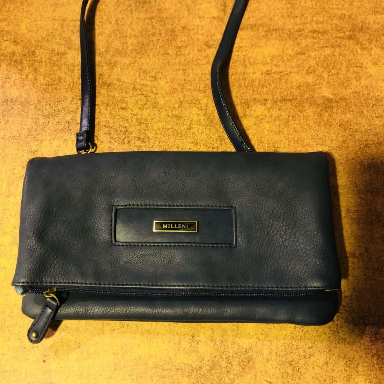 Women's Milleni Blue Bag
