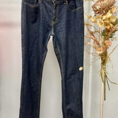 Levis 873  Skinny Jeans Size 14  L 33