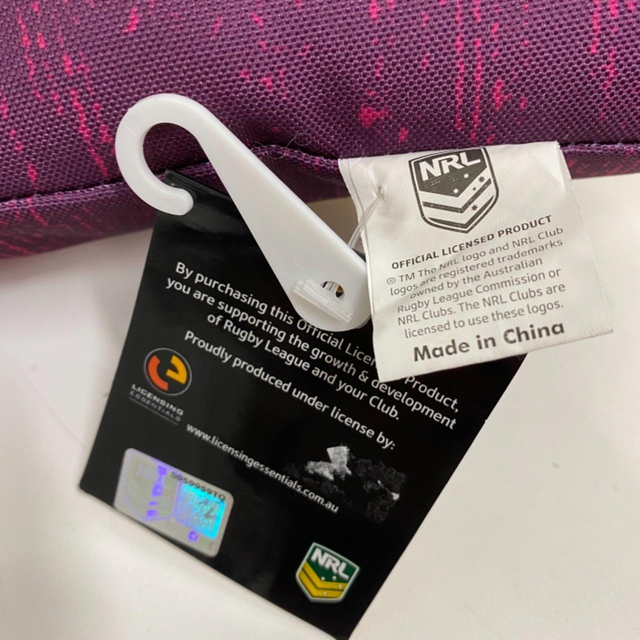 NRL Official Product Cushion Brisbane Broncos