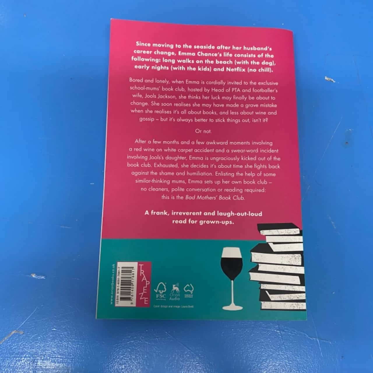 The Bad Mothers' Book Club By Keris Stainton