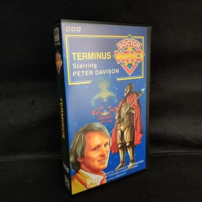 Doctor Who Terminus VHS Movie